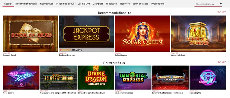 lucky 31 casino online jeux
